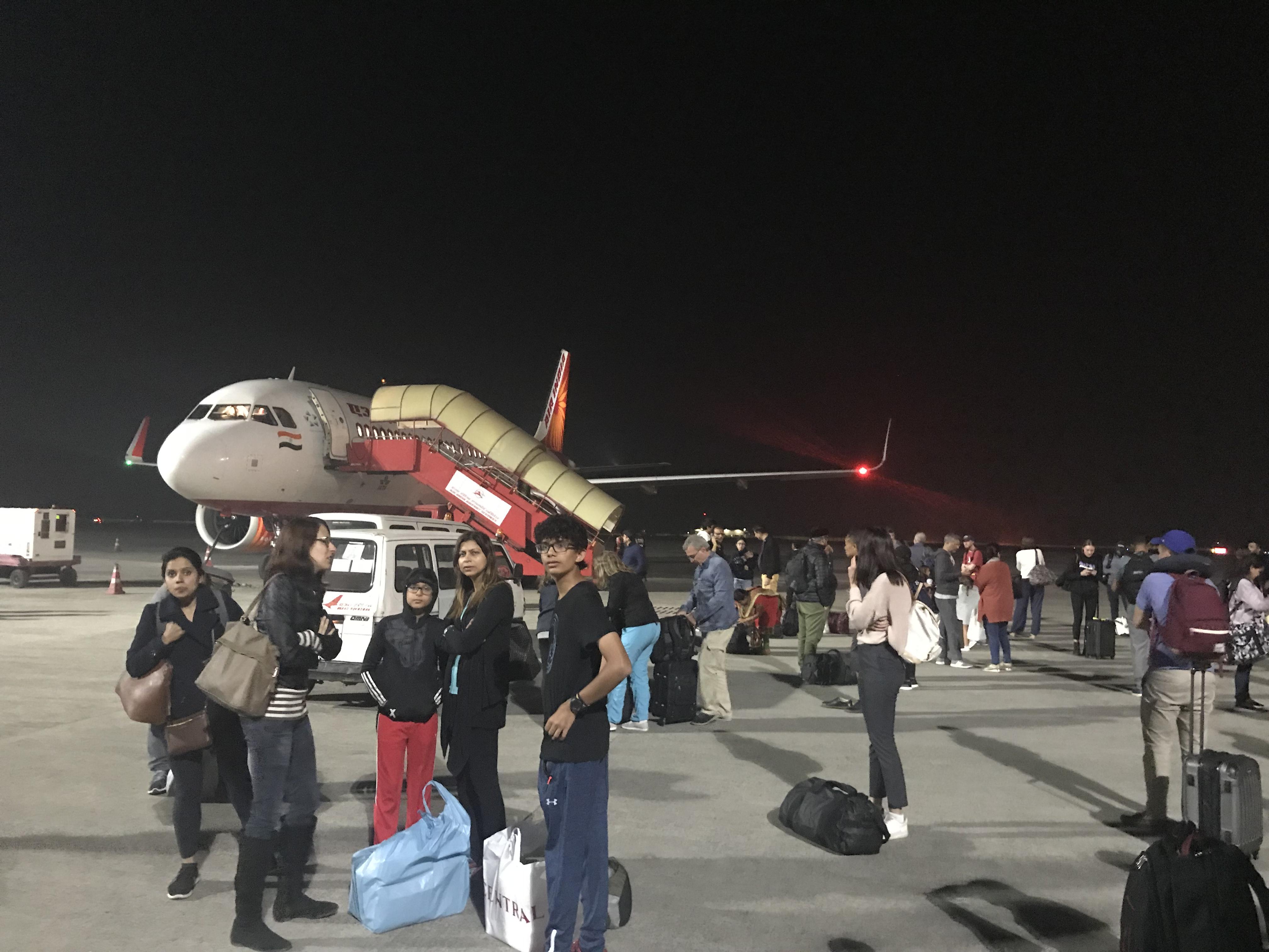 Air India Customer Reviews | SKYTRAX