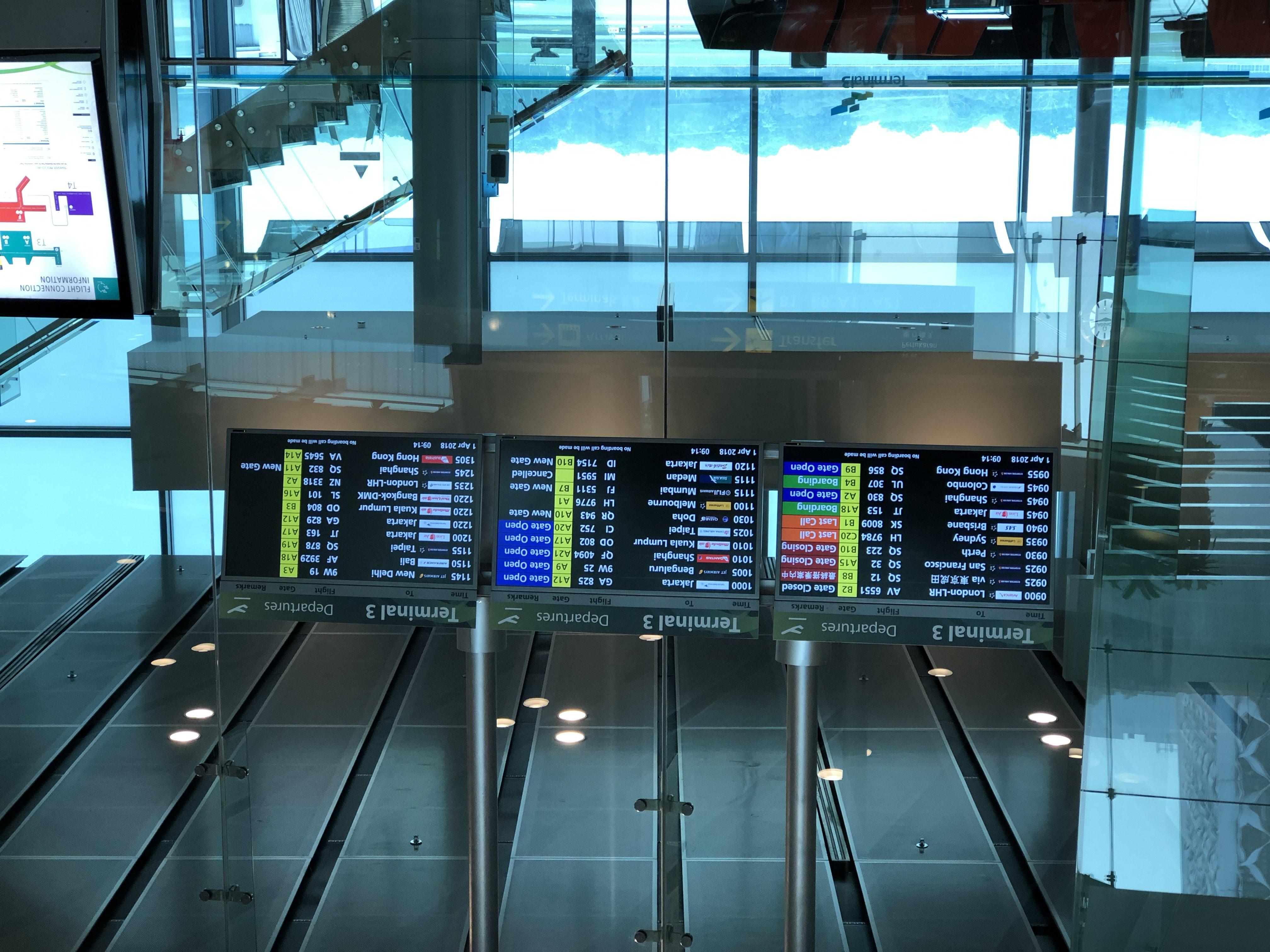 55bb4bb4146 Singapore Changi Airport Customer Reviews