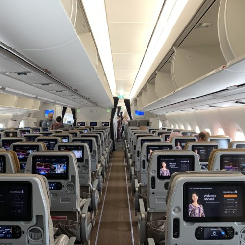 Singapore Airlines Seat Reviews | SKYTRAX