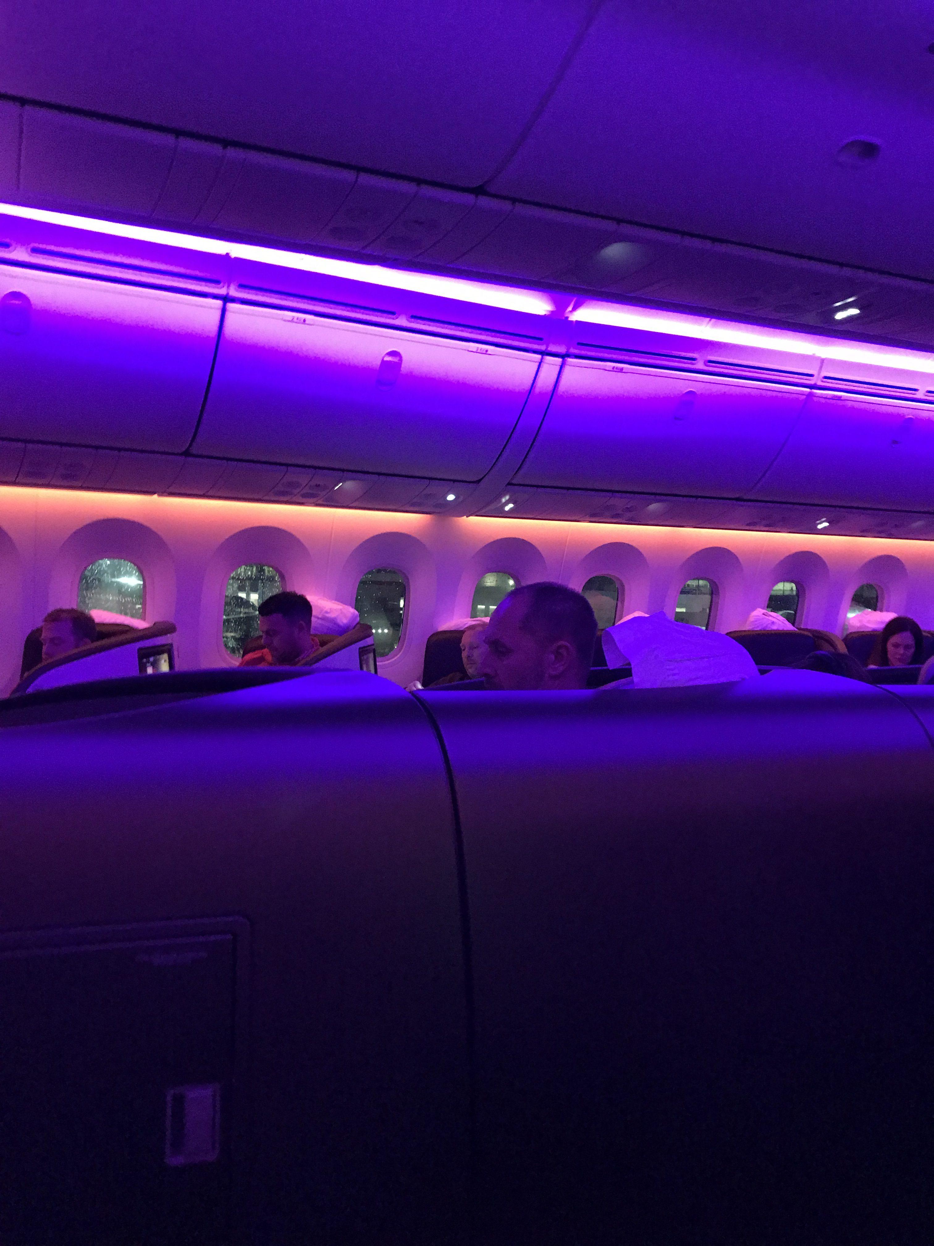 Virgin Atlantic Customer Reviews | SKYTRAX