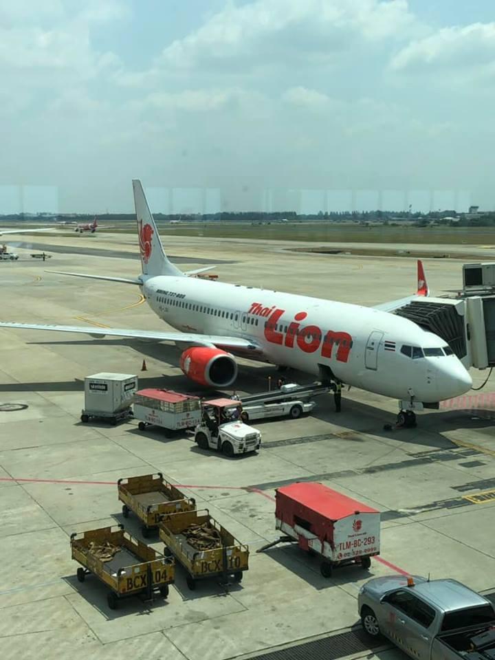 Thai Lion Air Customer Reviews | SKYTRAX