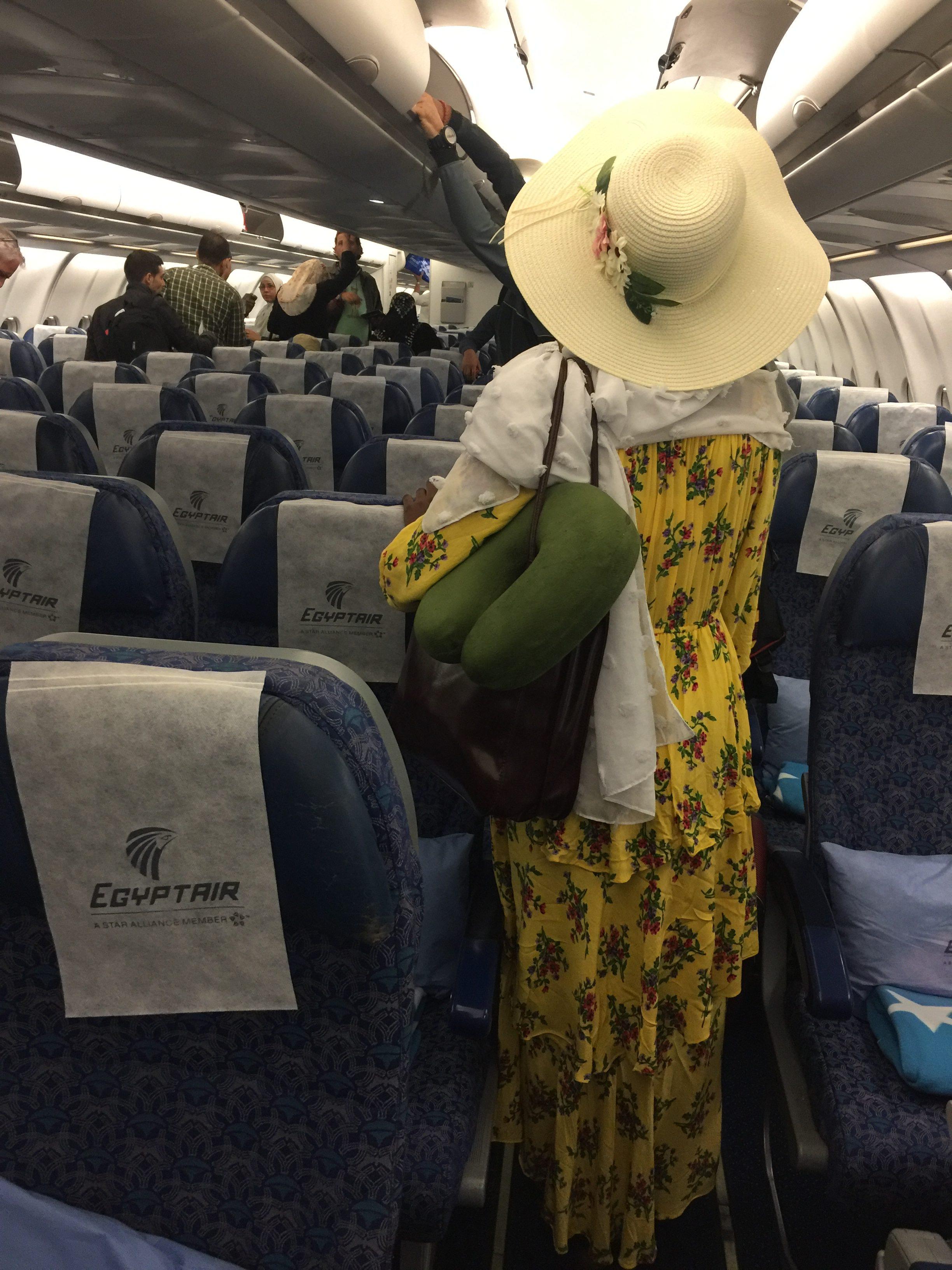 Egyptair Customer Reviews | SKYTRAX