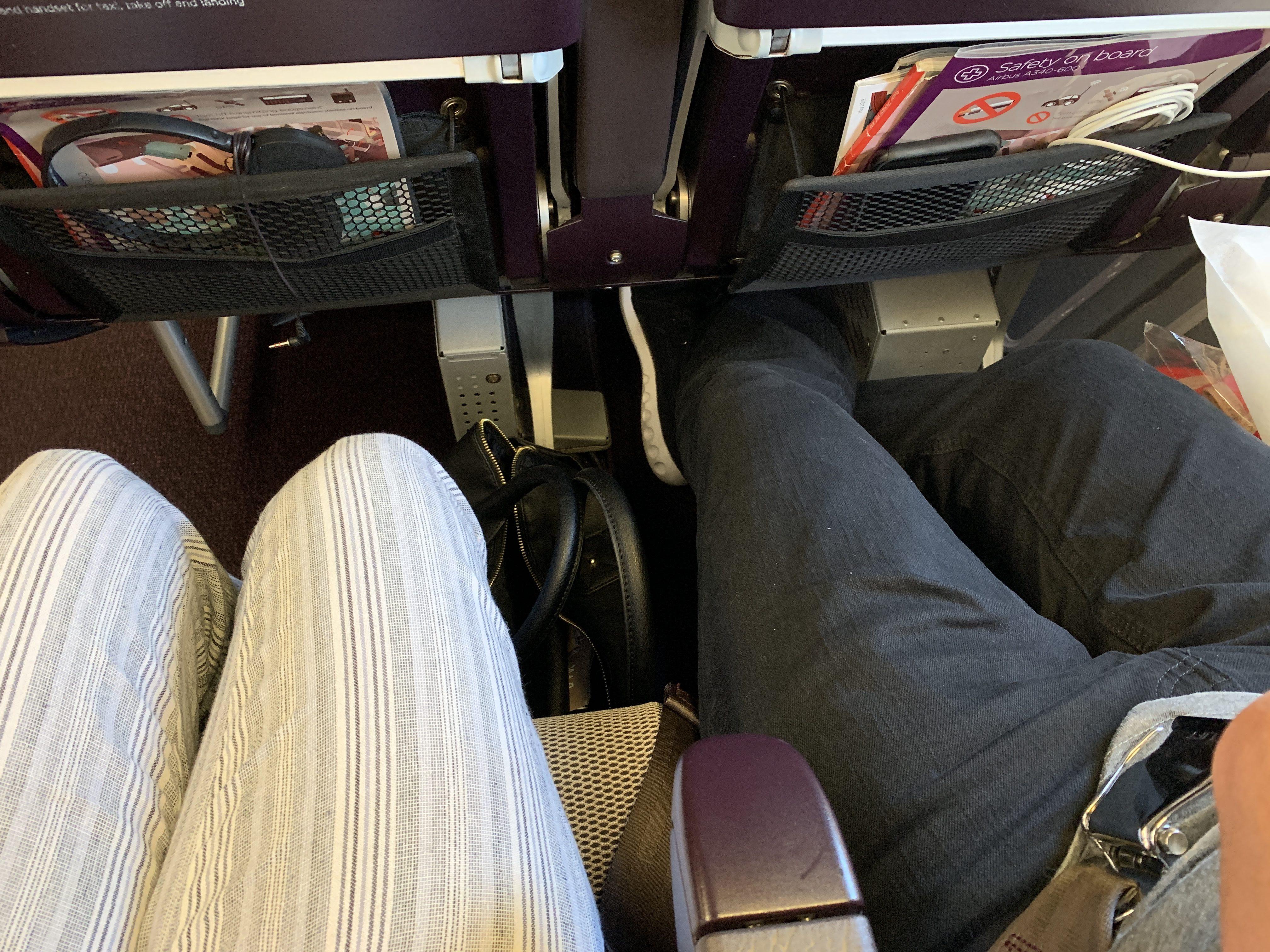 Virgin Atlantic Seat Reviews | SKYTRAX