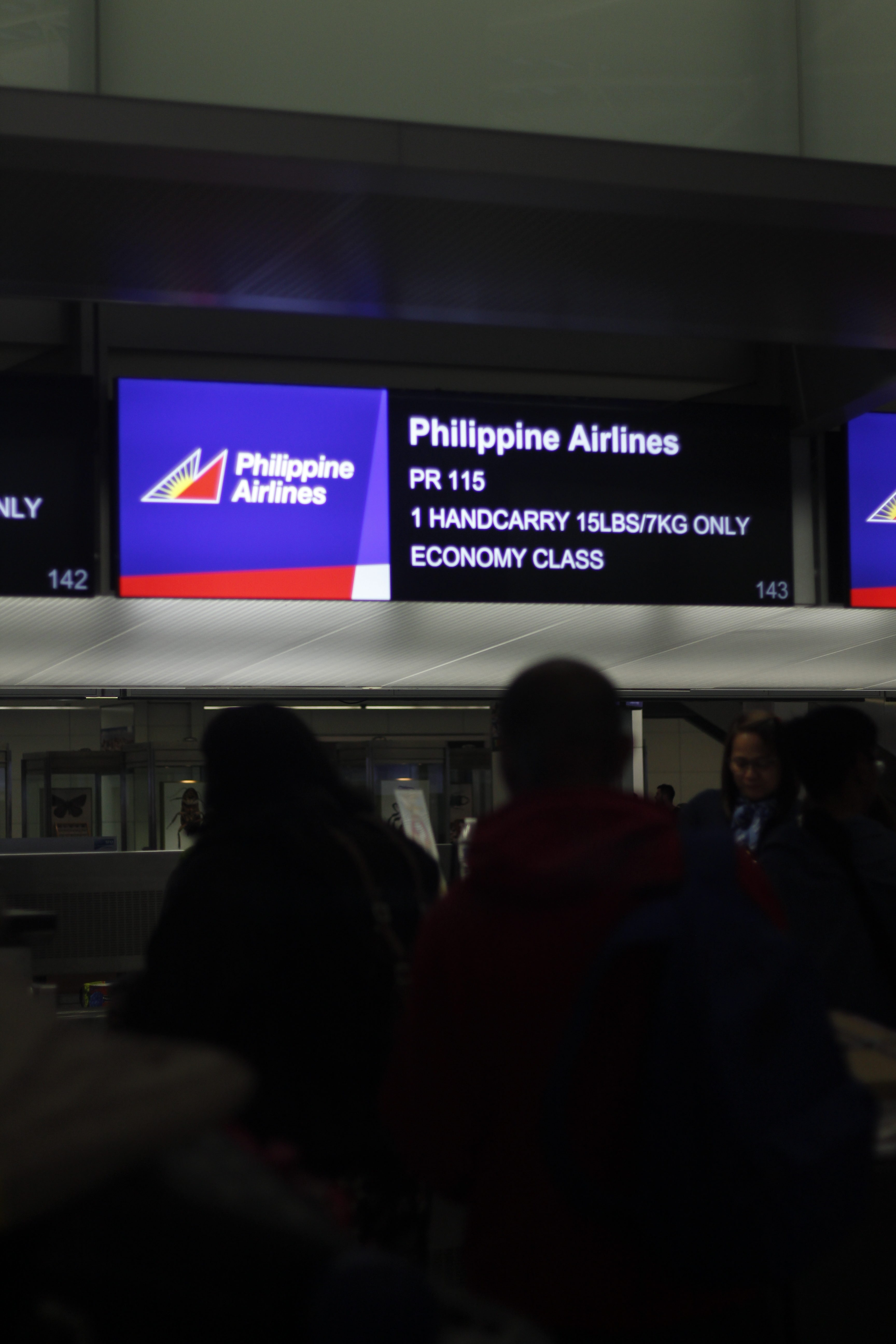 Philippine Airlines Customer Reviews | SKYTRAX