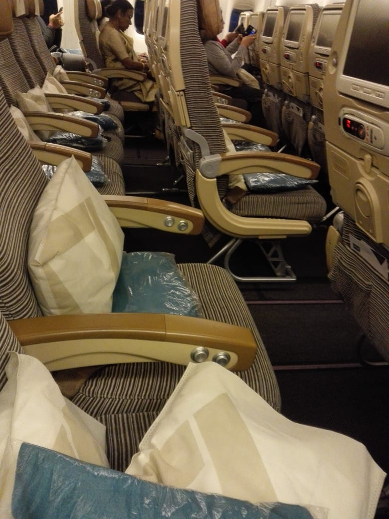Etihad Airways Seat Reviews | SKYTRAX