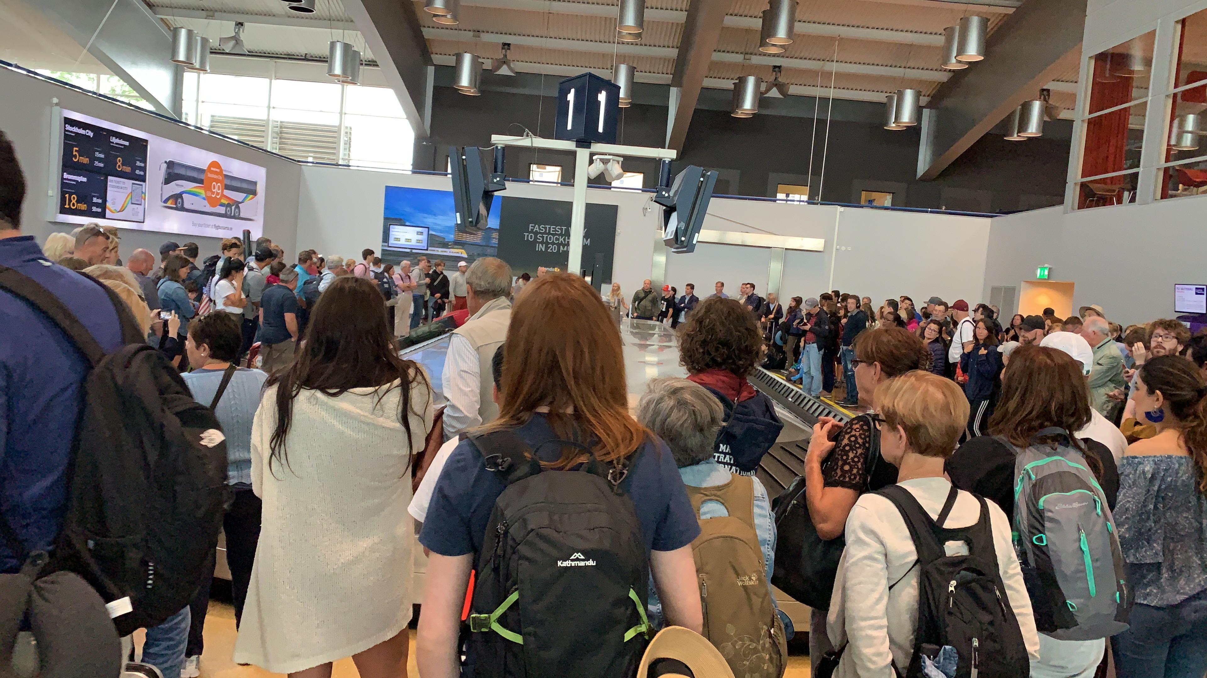 Stockholm Arlanda Airport Customer Reviews | SKYTRAX