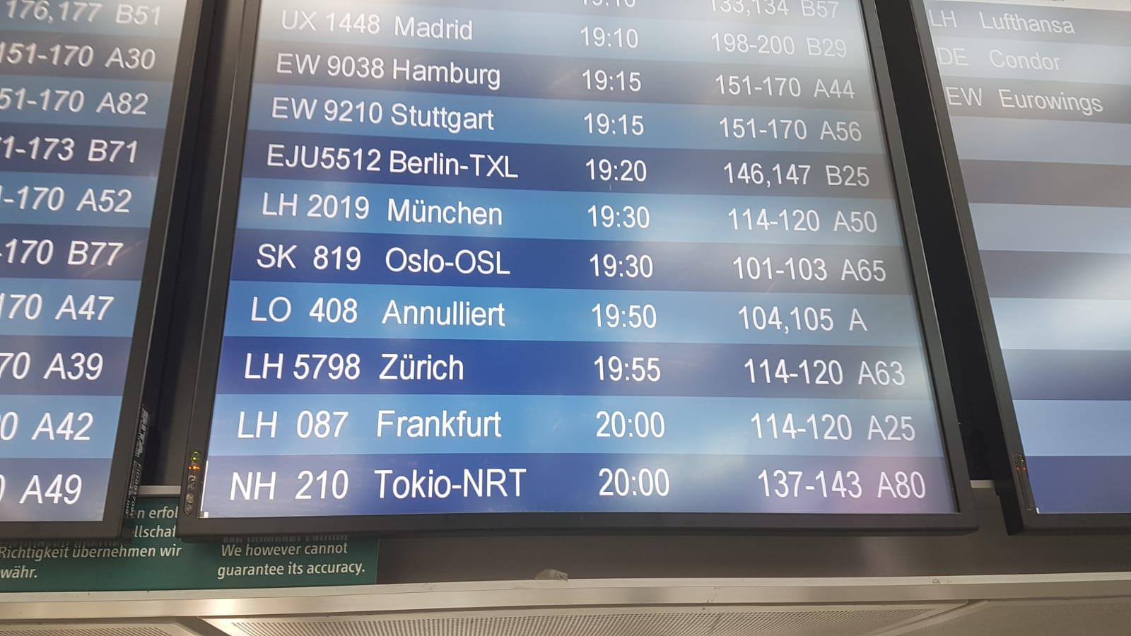 LOT Polish Airlines Customer Reviews | SKYTRAX