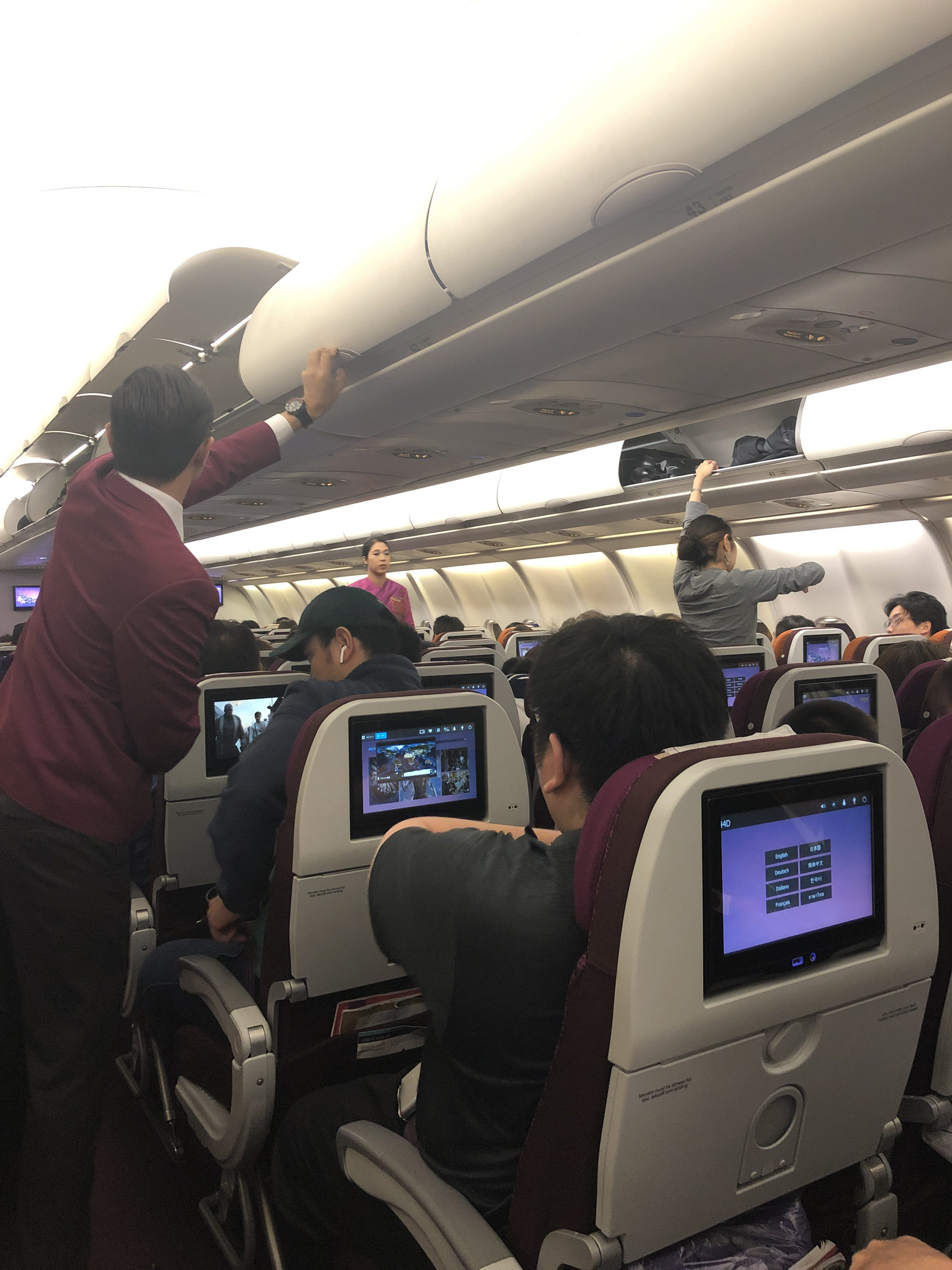 Thai Airways Customer Reviews | SKYTRAX