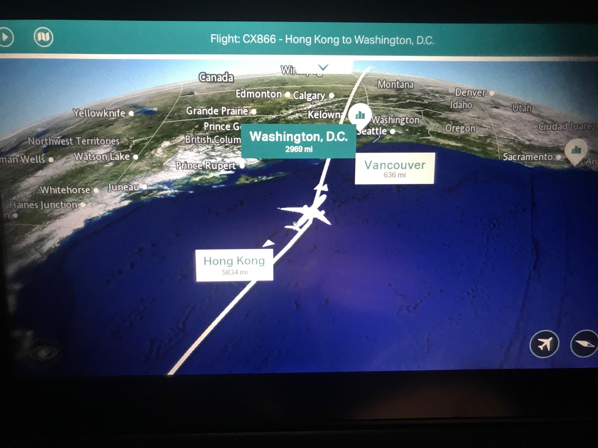 Cathay Pacific Airways Customer Reviews   SKYTRAX