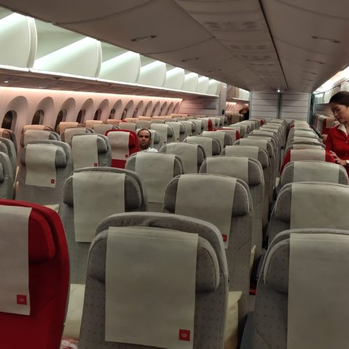 royal jordanian airlines safety rating